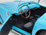 <b>1955 Moretti 1200 Sport Spider</b><br />Chassis no. 5007 <br />Engine no. 5007