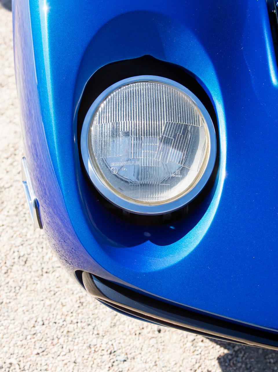 <b>1971 Lamborghini Miura SV</b><br />Chassis no. 4976<br />Engine no. 30692 (see text)