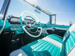 <b>1956 Lincoln Premiere Convertible</b><br />Chassis no. 56WA43565L