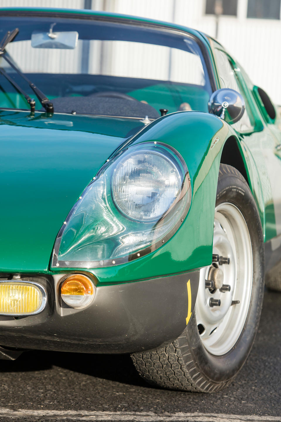 <b>1964 Porsche 904 GTS</b><br />Chassis no. 904 012<br />Engine no. 14264 (see text)