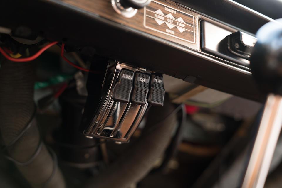 <b>1972 Volvo P1800E</b><br />Chassis no. 1826353-039092