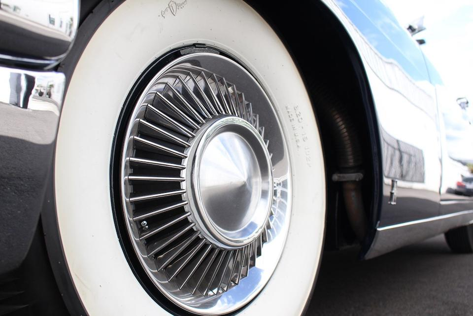 <b>1956 Continental Mark II</b><br />Chassis no. C56S3913