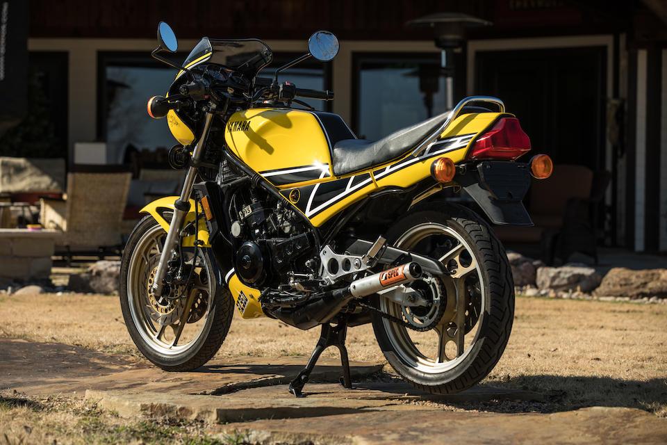 1984 Yamaha RZ350 Kenny Roberts Edition Frame no. JYA48H002EA000894 Engine no. 48H000894