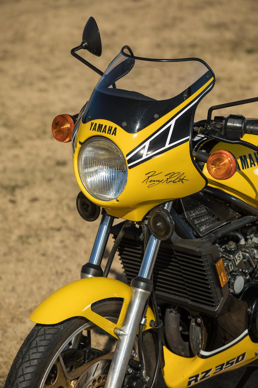 Bonhams : 1984 Yamaha RZ350 Kenny Roberts Edition Frame no