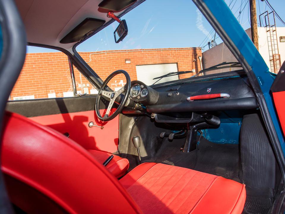 <b>1969 Fiat Moretti 500</b><br />Chassis no. 110FU972235