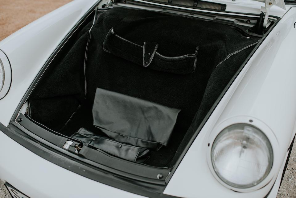 <b>1991 Porsche 911 Carrera 2 Cabriolet</b><br />VIN. WP0CB2963MS461844