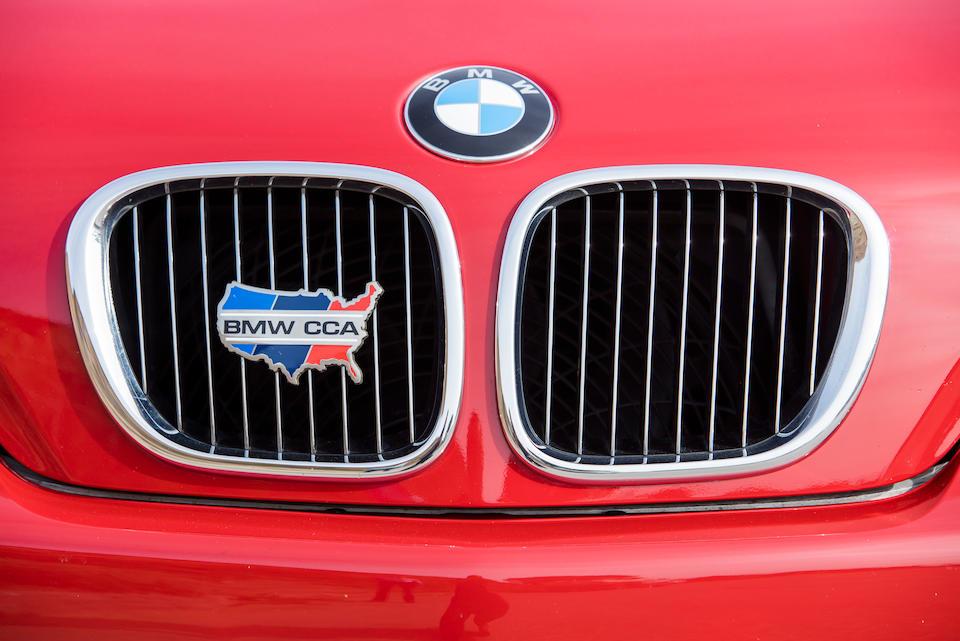 <b>2002 BMW Z3 M Coupe</b><br />VIN. 5UMCN93442LK61081
