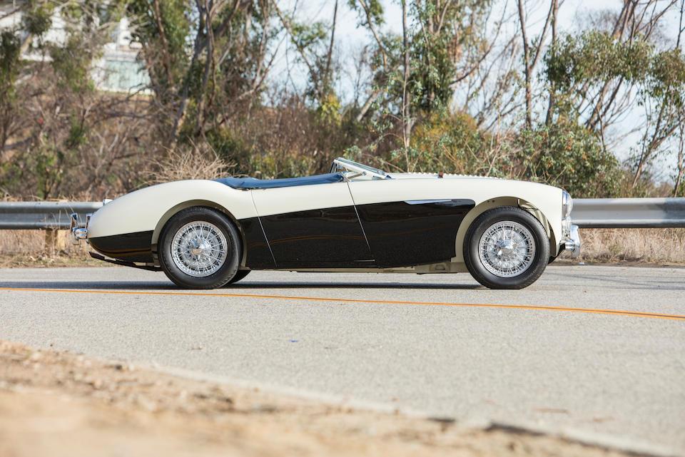 <b>1956 Austin-Healey 100M BN2 Le Mans</b><br />Chassis no. BN2L232949<br />Engine no. 1B232949M
