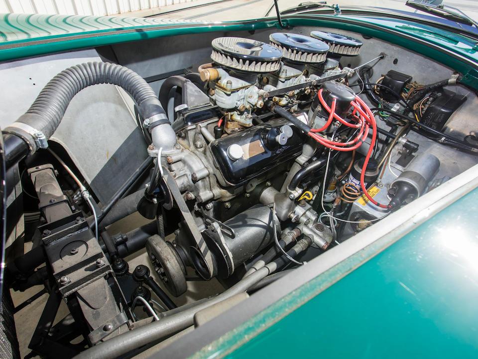 Bonhams 1957 Ac Ace Bristolchassis No Bex385 Engine No 100d2941