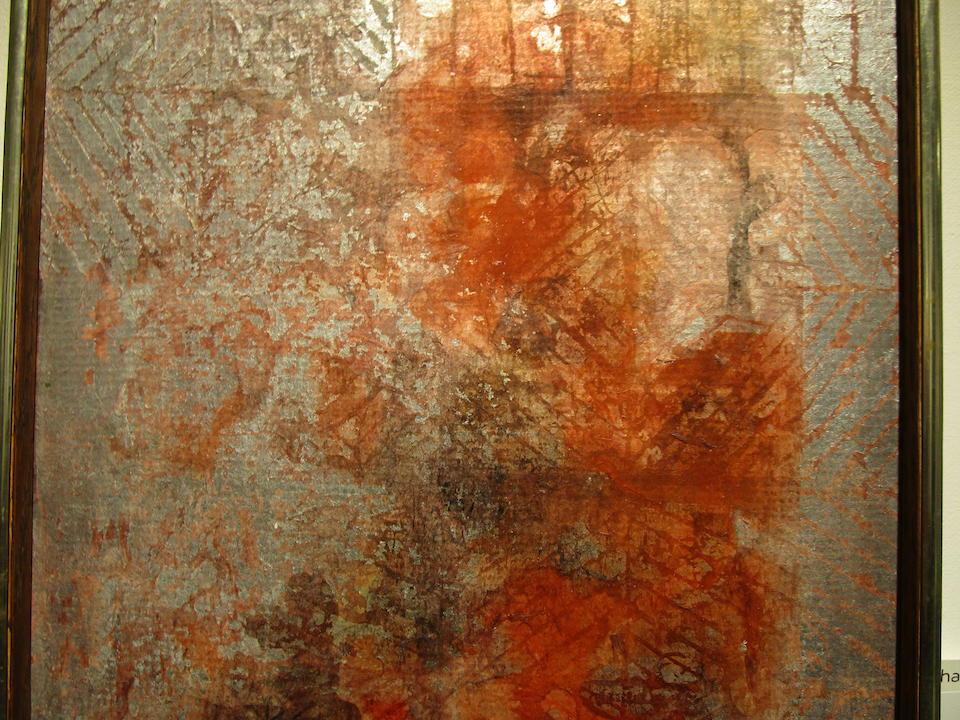 Tseng Yu-ho (Betty Ecke, 1925-2017) Among the Trees, 1973