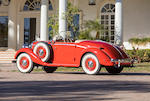 <b>1937 Mercedes-Benz Type 230 Special Roadster</b><br />Chassis no. 155157