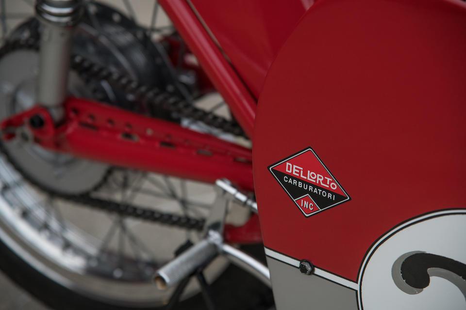 c.1958 Parilla 250 Gran Sport Frame no. 700118 Engine no. 700126