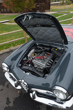 <b>1960 Alfa Romeo Giulietta Spider Veloce</b><br />Chassis no. 1495 F 07553<br />Engine no. 1315 31847
