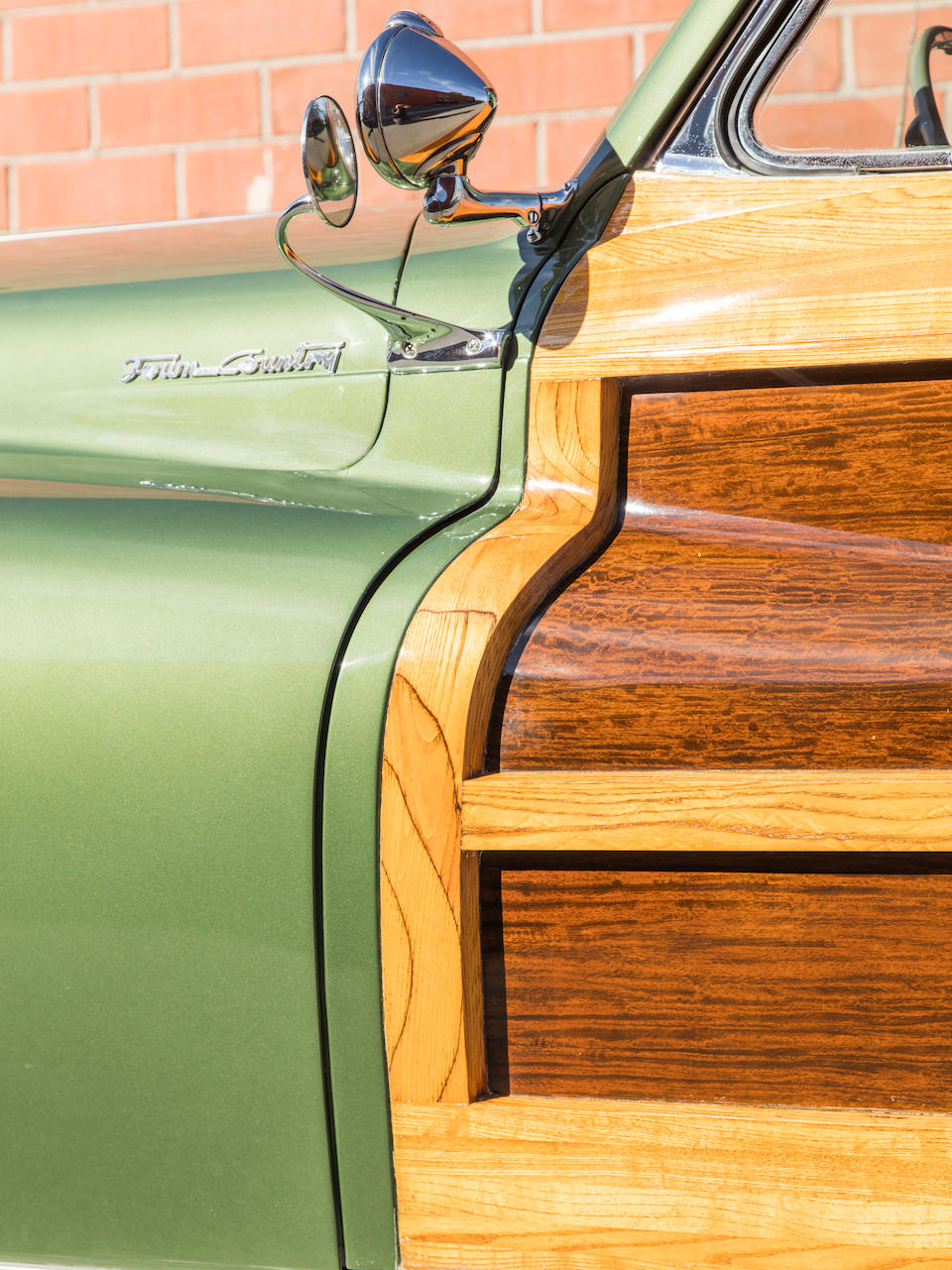 <b>1948 Chrysler Town & Country Convertible</b><br />Chassis no. 7406635