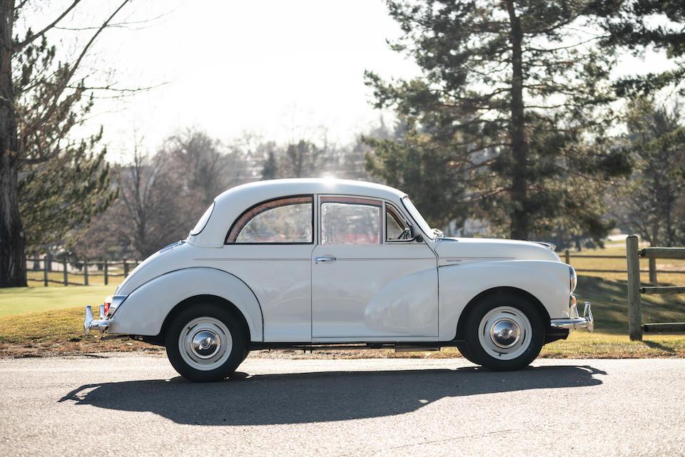 <b>1965 Morris Minor 1000</b><br />Chassis no. D1125203<br />Engine no. KAR19208