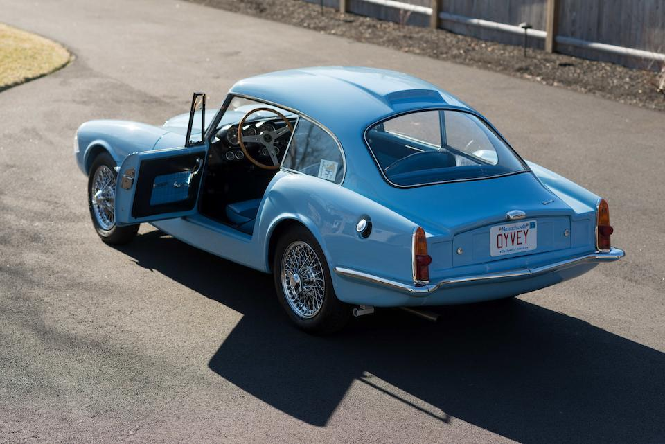 <b>1964 Sabra GT Coupe</b><br />Chassis no. GT4819<br />Engine no. S305658