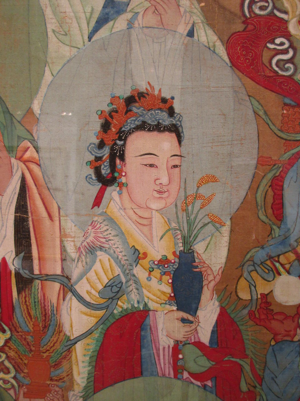 Anonymous (Qing dynasty) A Water and Land Ritual Assembly, Shuilu Zhai