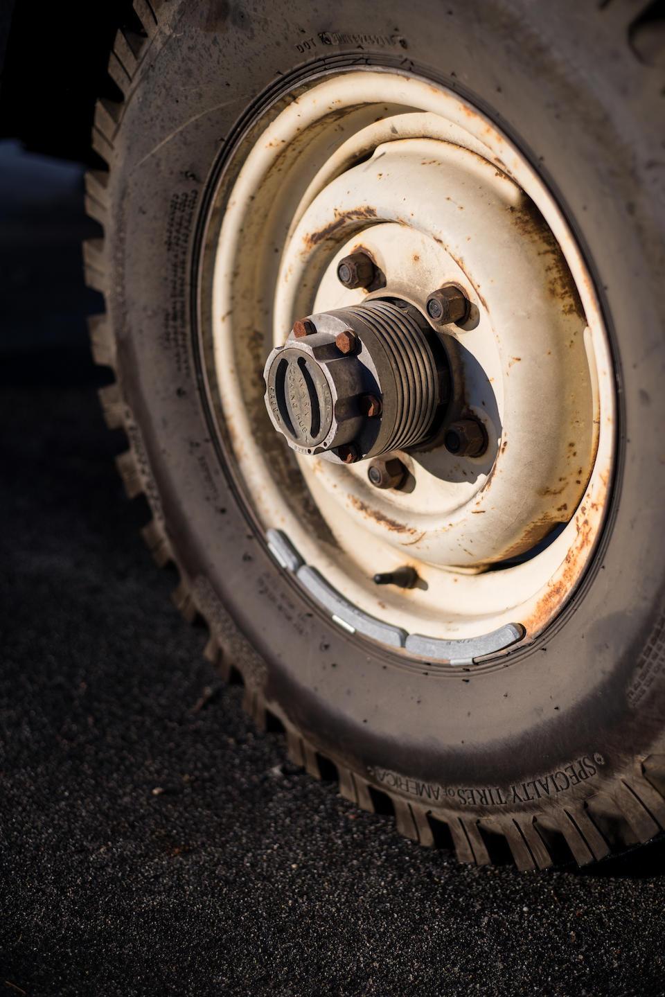 """<b>1965 Land Rover Series IIA 88"""" Hardtop</b><br />Chassis no. 244/25054-C"""