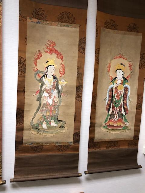 Anonymous Buddhist Two Deva