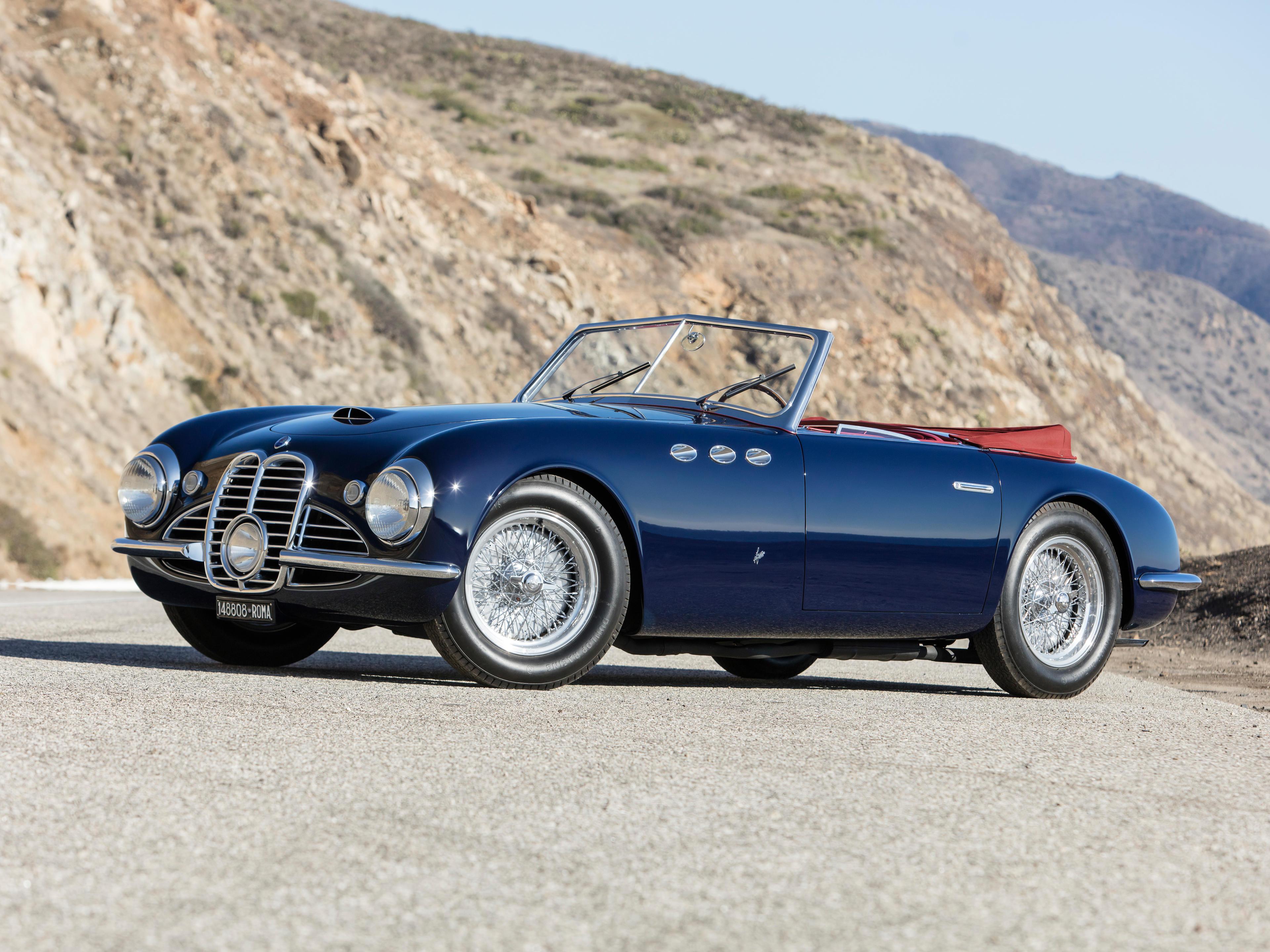 1951 Maserati A6G/2000 Spider Coachwork by Carrozzeria Frua Chassis no...