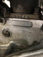 1941 Indian 741B Scout Engine no. GDA2127