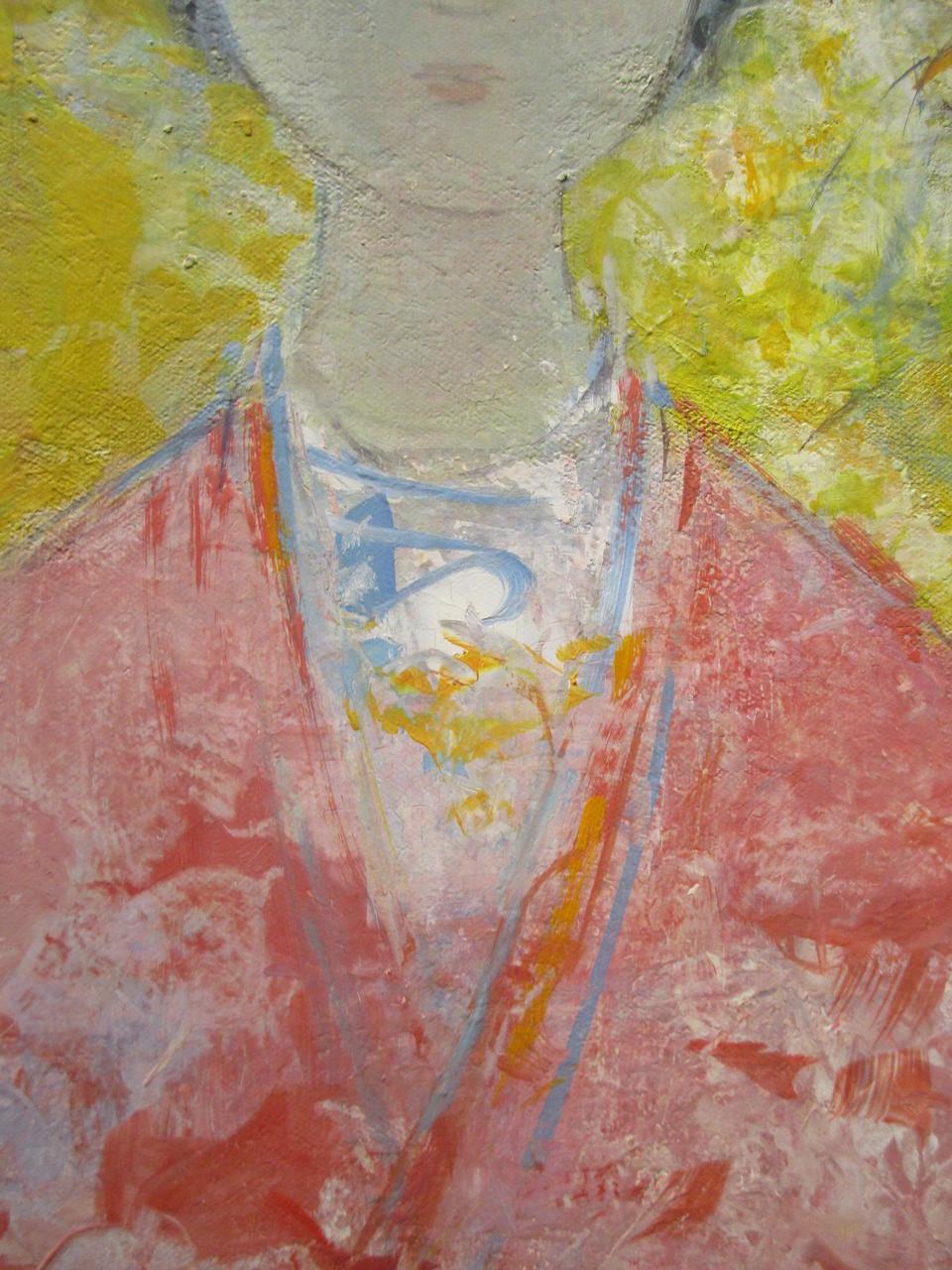 VU CAO DAM (1908-2000) Divinité, 1972