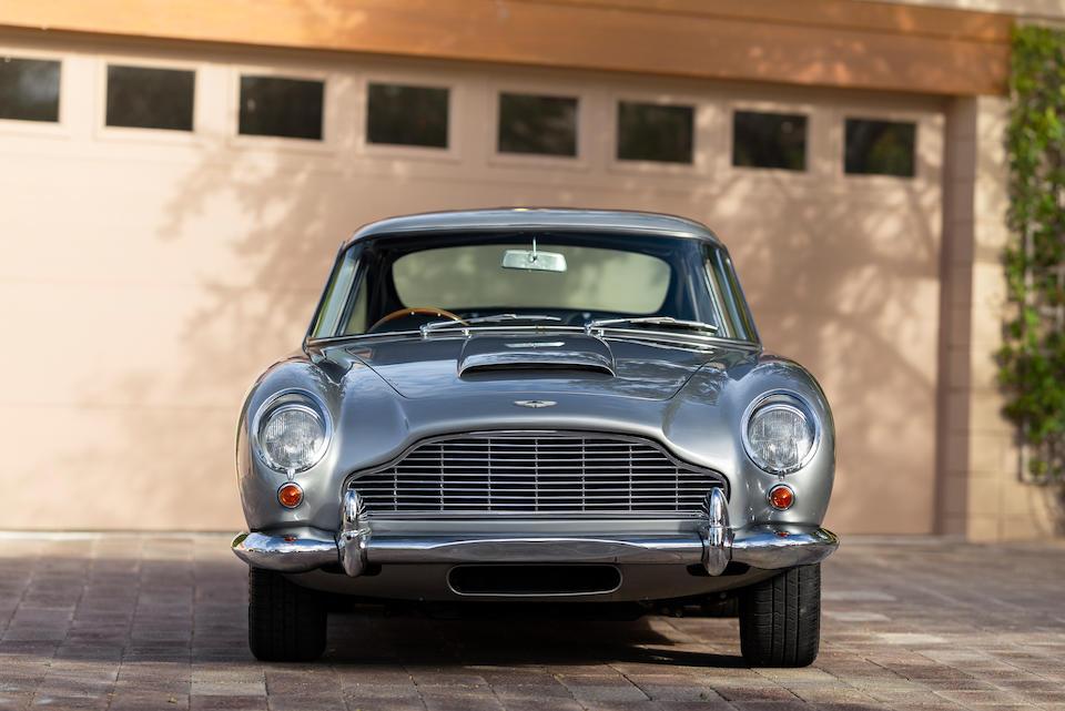 <b>1965 Aston Martin DB5 Sports Saloon</b><br />Chassis no. DB5/1998/R<br />Engine no. 400/187