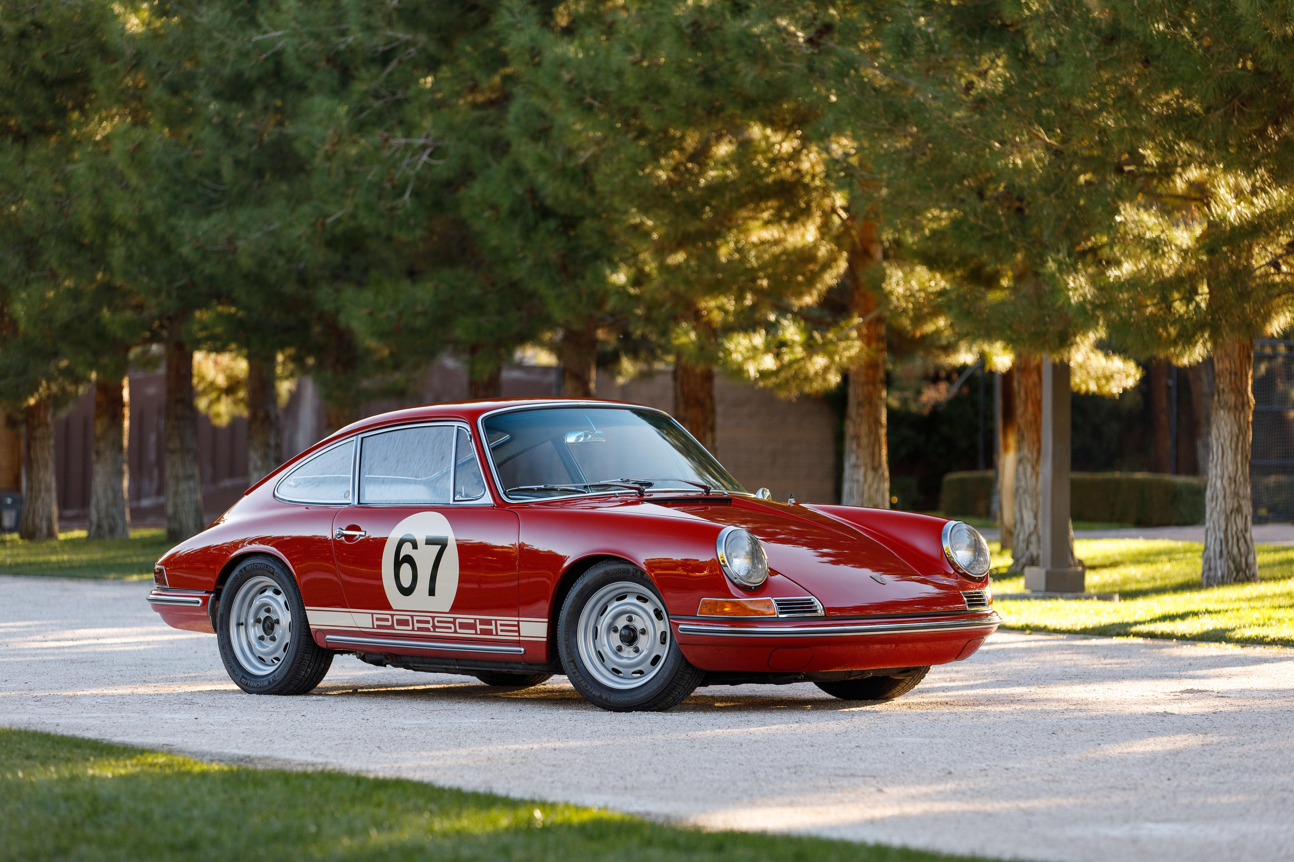 1967 Porsche 912 Coupe Chassis no. 463123 Engine no. 756114
