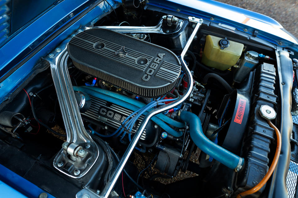 <b>1968 Shelby GT350 Fastback</b><br />Chassis no. 8T02J19245302157