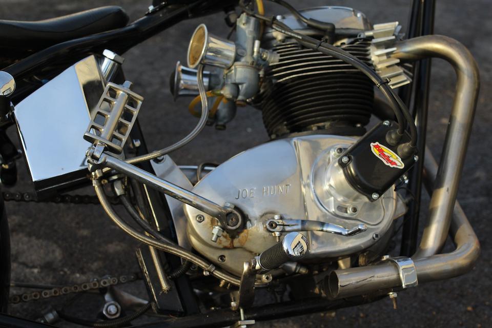 1968 BSA 649cc A65 Lightning Chopper Frame no. 0000148419MO Engine no. A65D6702