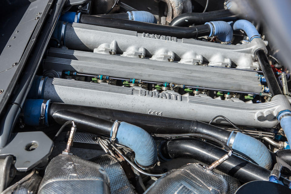 <b>1993 Bugatti EB110 GT</b><br />VIN. ZA9AB01E0PCD39033