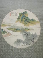 Various Artists (19th/20th century) Landscape, Flowers, and Figures