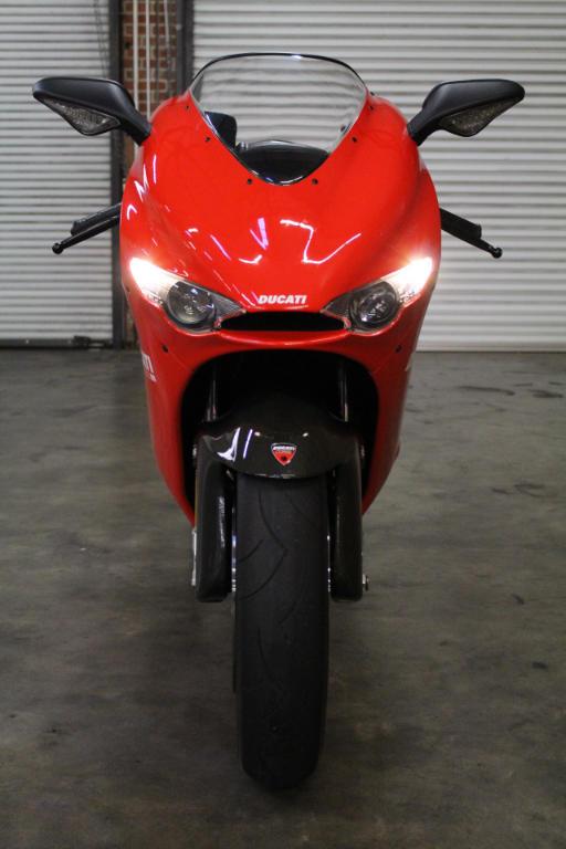 2008 Ducati D16RR Desmosedici Frame no. ZDM1ZDFW68B000165