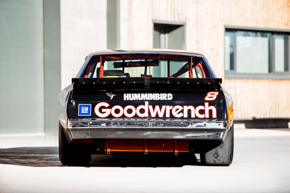 <b>1977 Chevrolet Nova Grand National</b><br />Chassis no. 179