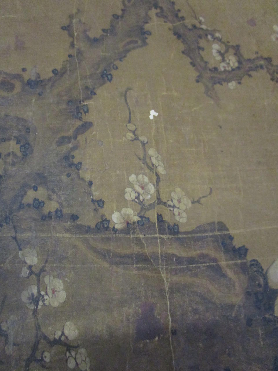 Qiu Jia (17th/18th century)   Plum and Magpies