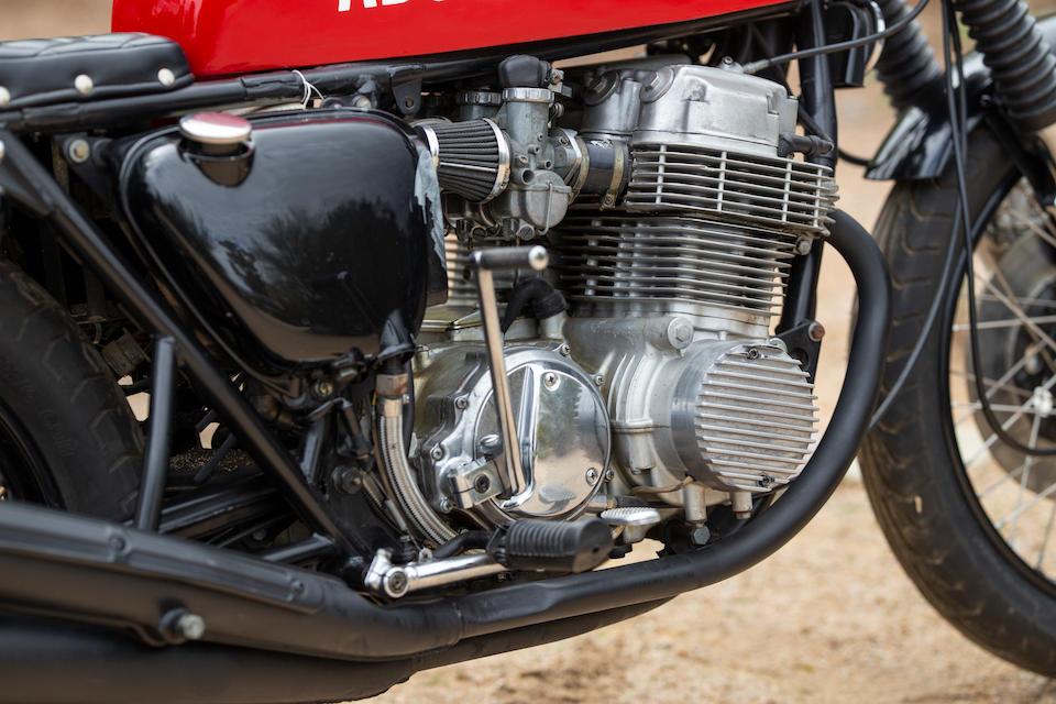1972 Honda CB750 Frame no. CB750-2027067 Engine no. CB750E-2034222