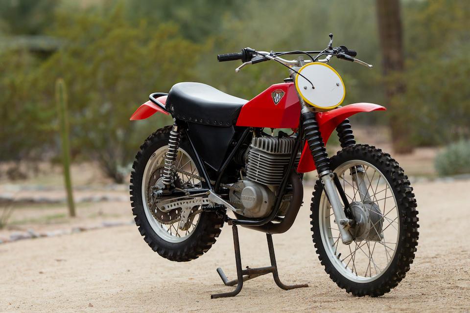 1970 Maico MC400 Frame no. 382235 Engine no. S400489