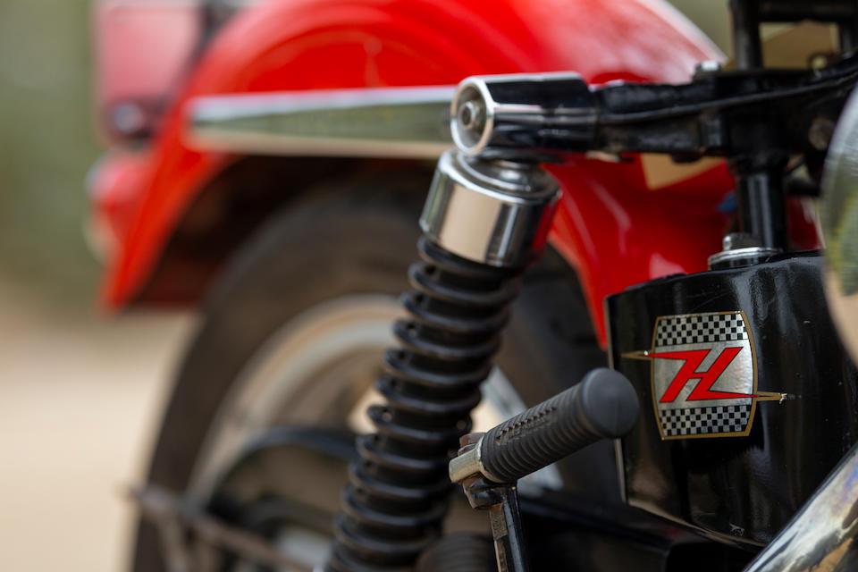 1965 Harley-Davidson 883cc XLCH Engine no. 65XLCH8798
