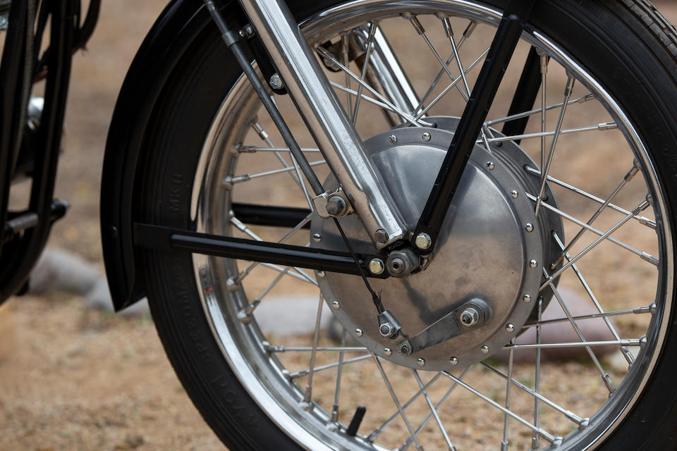 1969 Harley-Davidson 883cc XLCH Engine no. 69XLCH5938