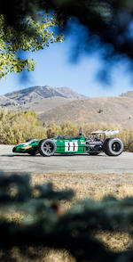 1968 Brabham BT26  Chassis no. BT26/3