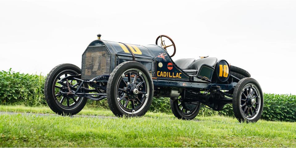 <b>1910 Cadillac Racer</b><br />Engine no. 46746