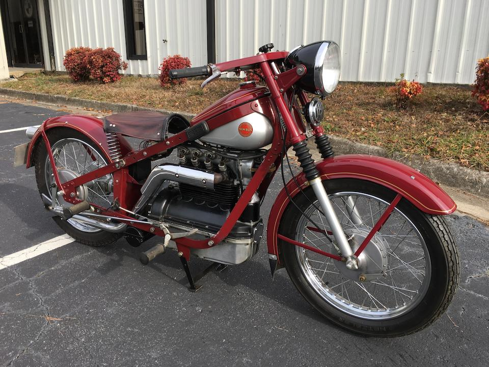 1948 Nimbus 750cc Model C Frame no. 6226 Engine no. 3901