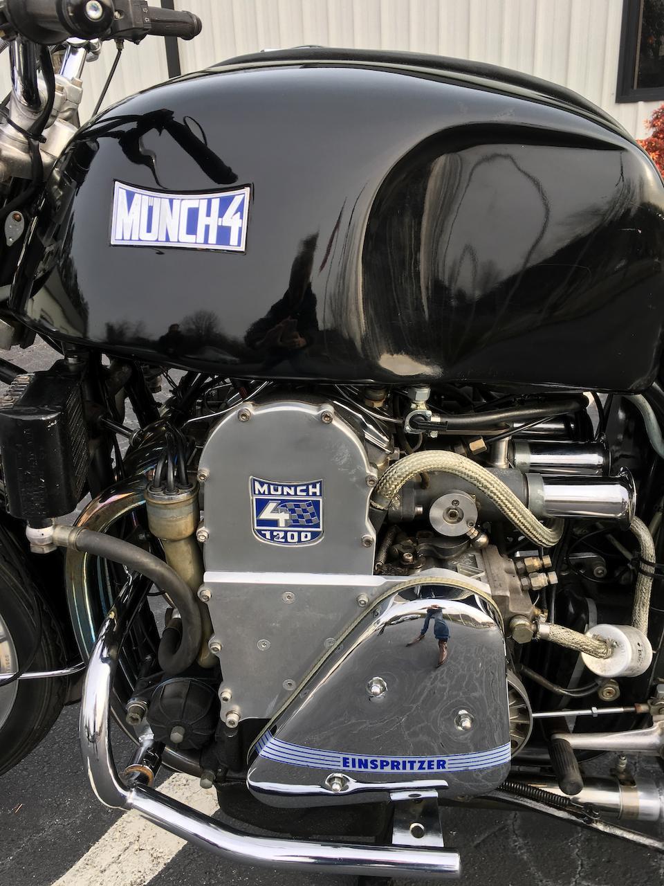 1974 Münch Mammoth TTS-E 1200  Frame no. 405X246 Engine no. 405X246