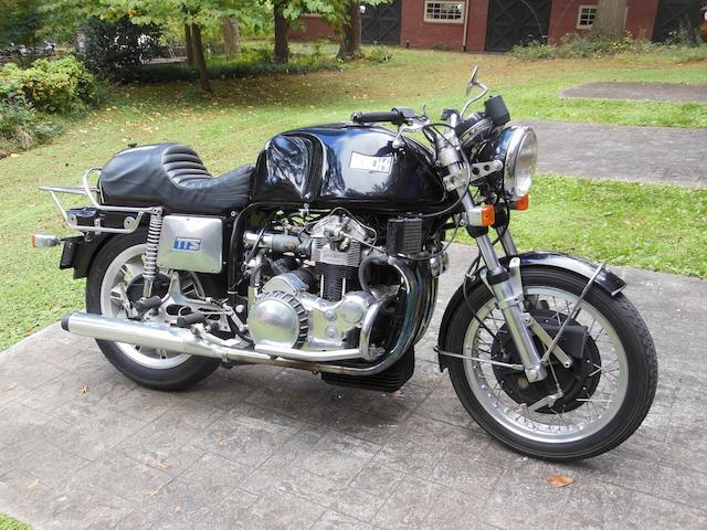 1974 Münch Mammoth TTS-E 1200  Frame no. 405X246 Engine no. 405X246