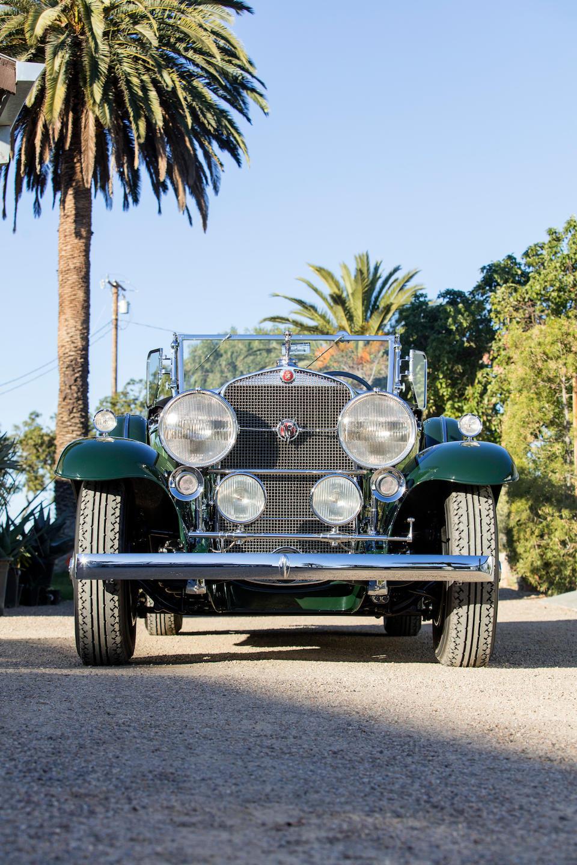 <b>1930 Cadillac Series 452 V-16 Roadster</b><br />Chassis no. 7-952<br />Engine no. 701056