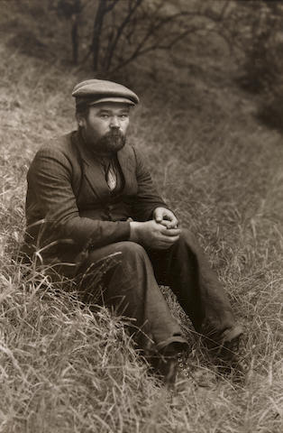 August Sander (1876-1964); Gelegeuheitsarbeiter (Casual Laborer);