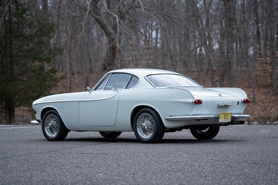 <b>1963 Volvo P1800S Coupe</b><br />Chassis no. 6802