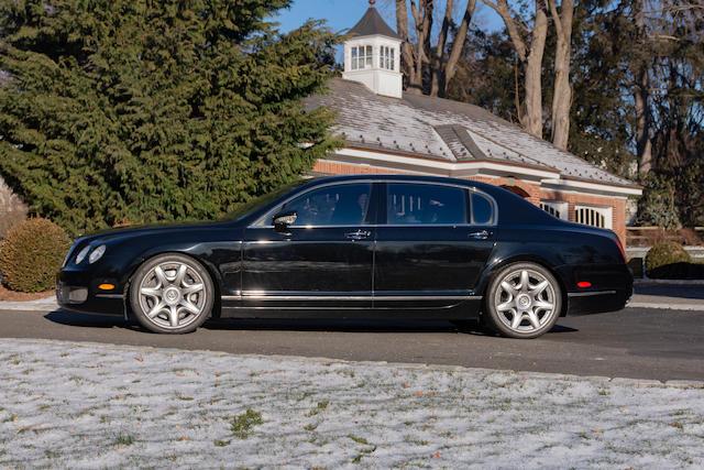 <b>2006 Bentley Continental Flying Spur</b><br />VIN. SCBBR53W36C034052