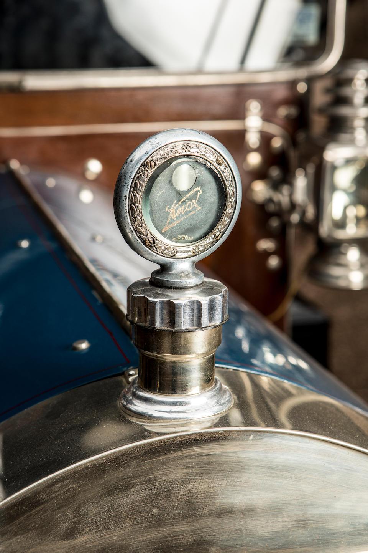 <b>1910 Knox Model R 40HP Seven-Passenger Touring</b><br /> Chassis no. 3481<br />Engine no. 251