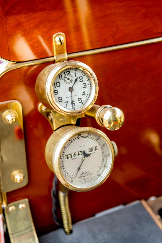 <b>c.1904 Haynes-Apperson Model F 18HP Twin-Cylinder Rear-Entrance Tonneau</b><br />Engine no. 613